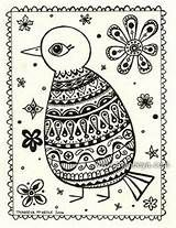 mexican folk art coloring pages mexican