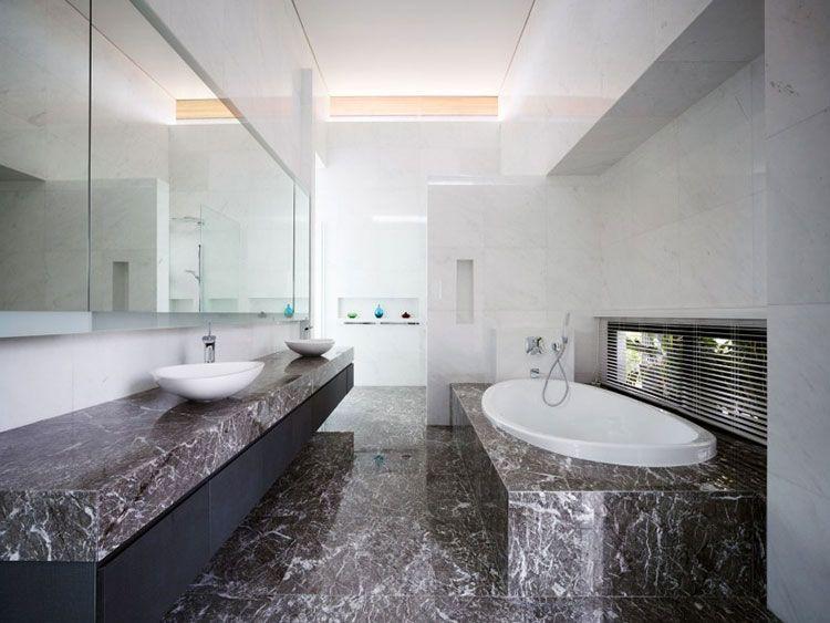 Bagni In Marmo Nero : Bagni in marmo nero ecco progetti a cui ispirarsi bagno