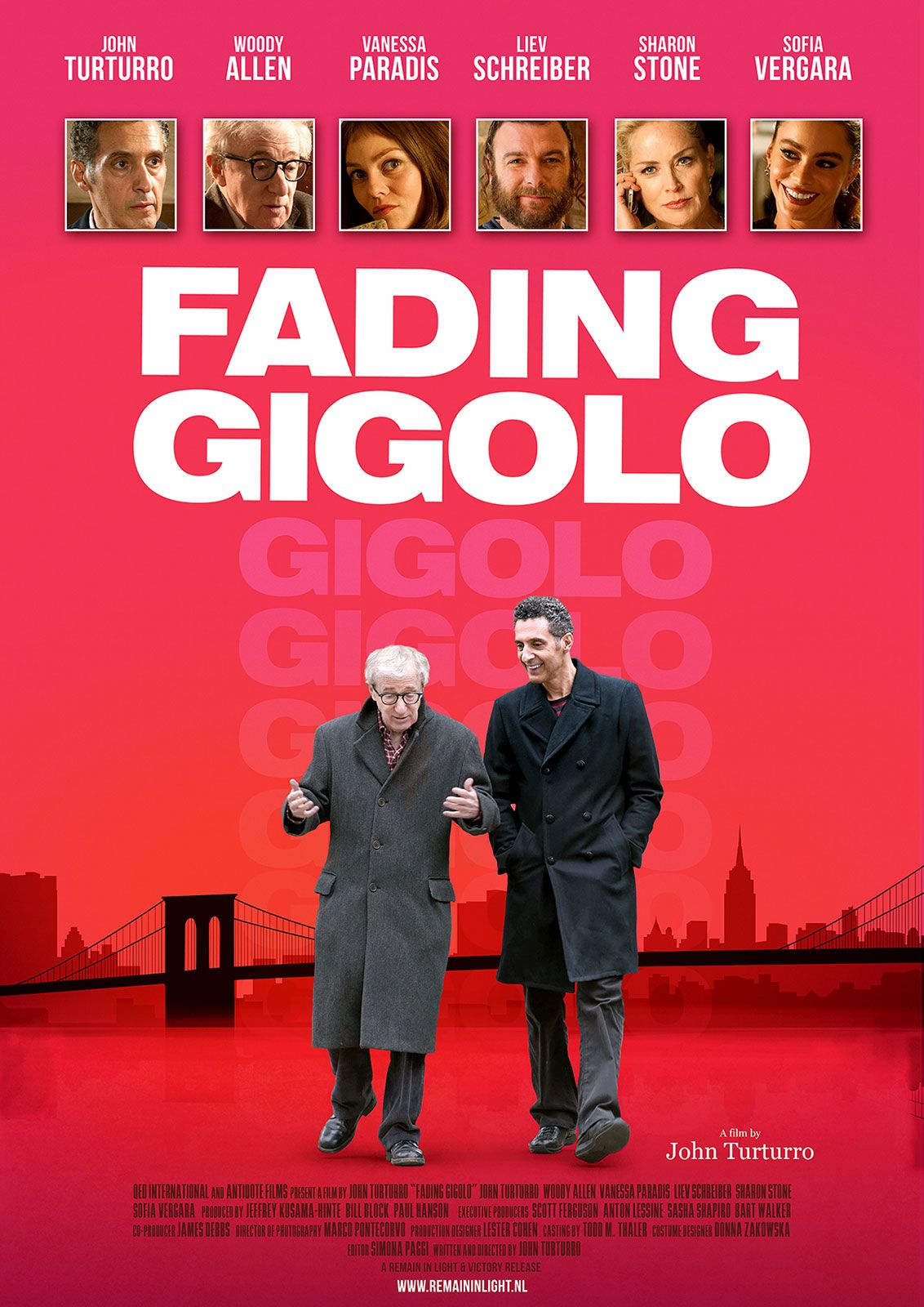 Become a gigolo online