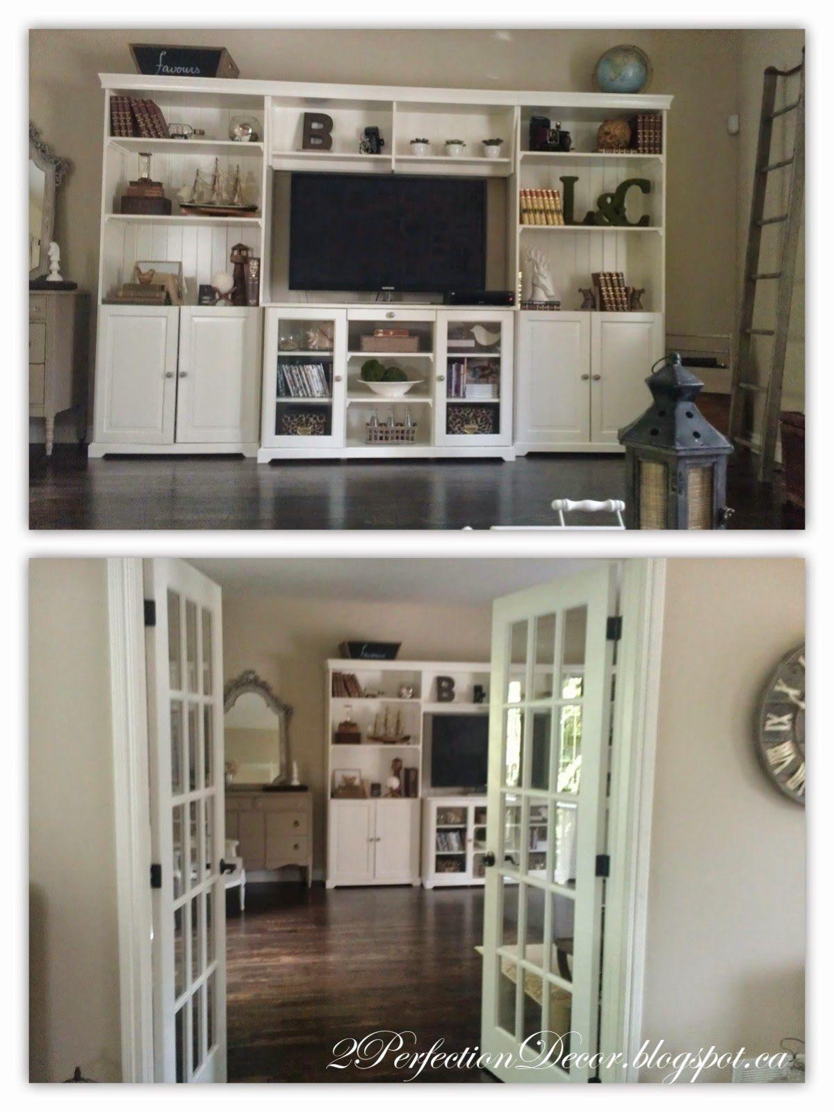 bookcase ikea getit assembled liatorp flatpack furniture