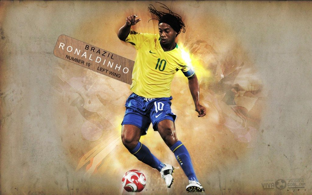 Ronaldinho Wallpaper Hd Celebrities Models Ronaldinho