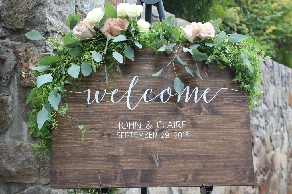 sign in 2020 Country garden flowers, Wedding