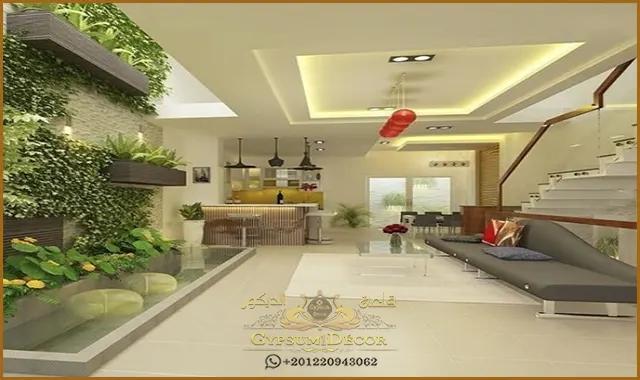 ديكورات جبس 2021 In 2021 False Ceiling Modern Decor Interior Design