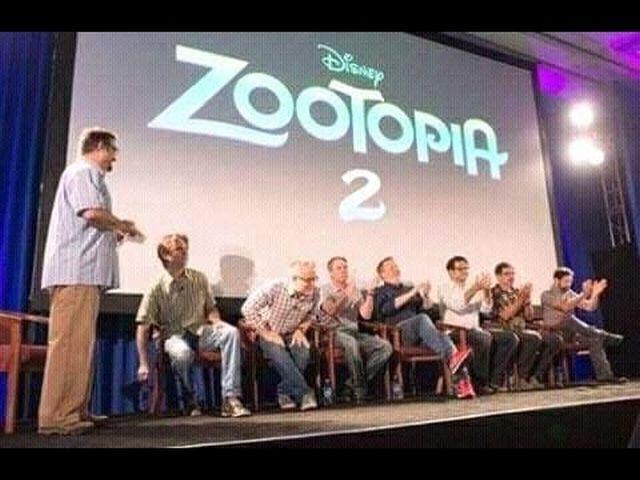 Zootopia 2 Sequel Confirmed Zootopia Disney Zootopia Pixar Funny