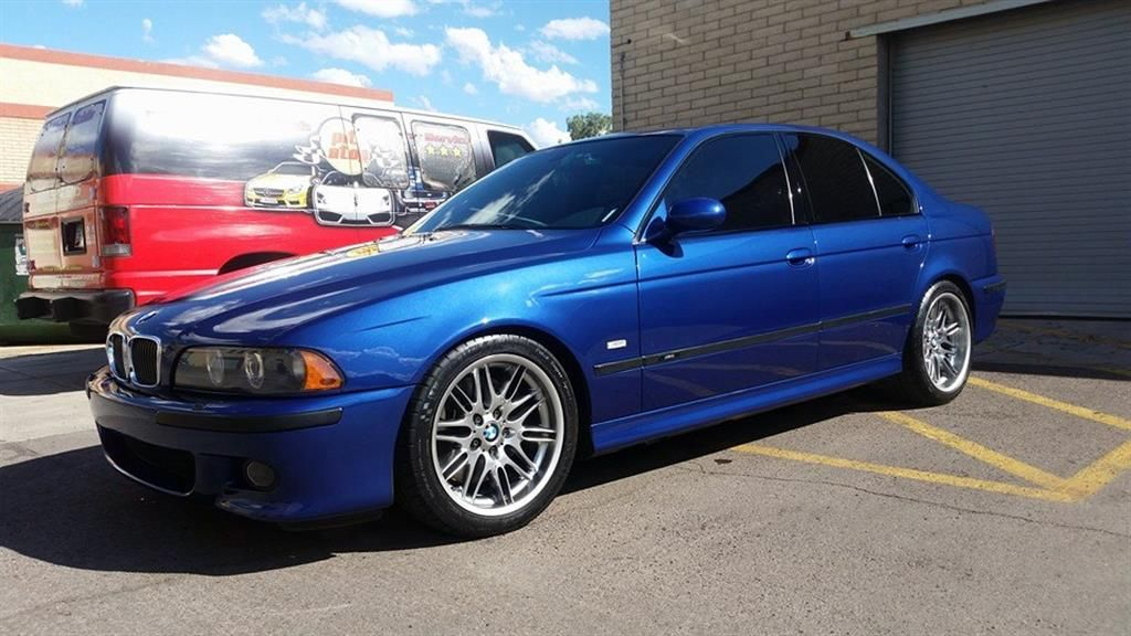 2003 BMW M5 By Pit Stop Auto Detailing And Storage In Scottsdale AZ . Click  To View More Photos And Mod Info.