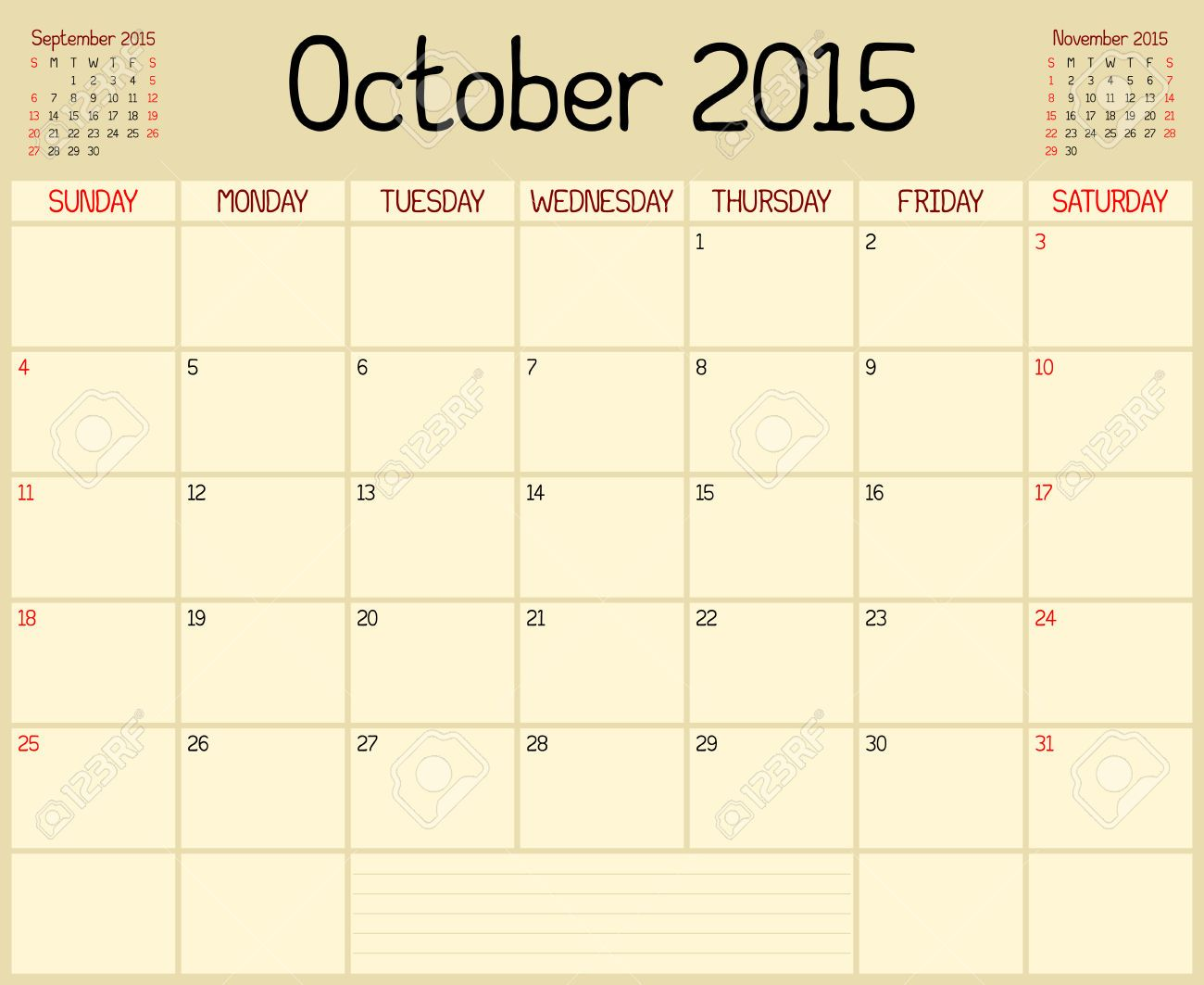 october 2015 calendar to print in this post were sharing latest calendar templates scroll down the page and download free october 2015 calendar template