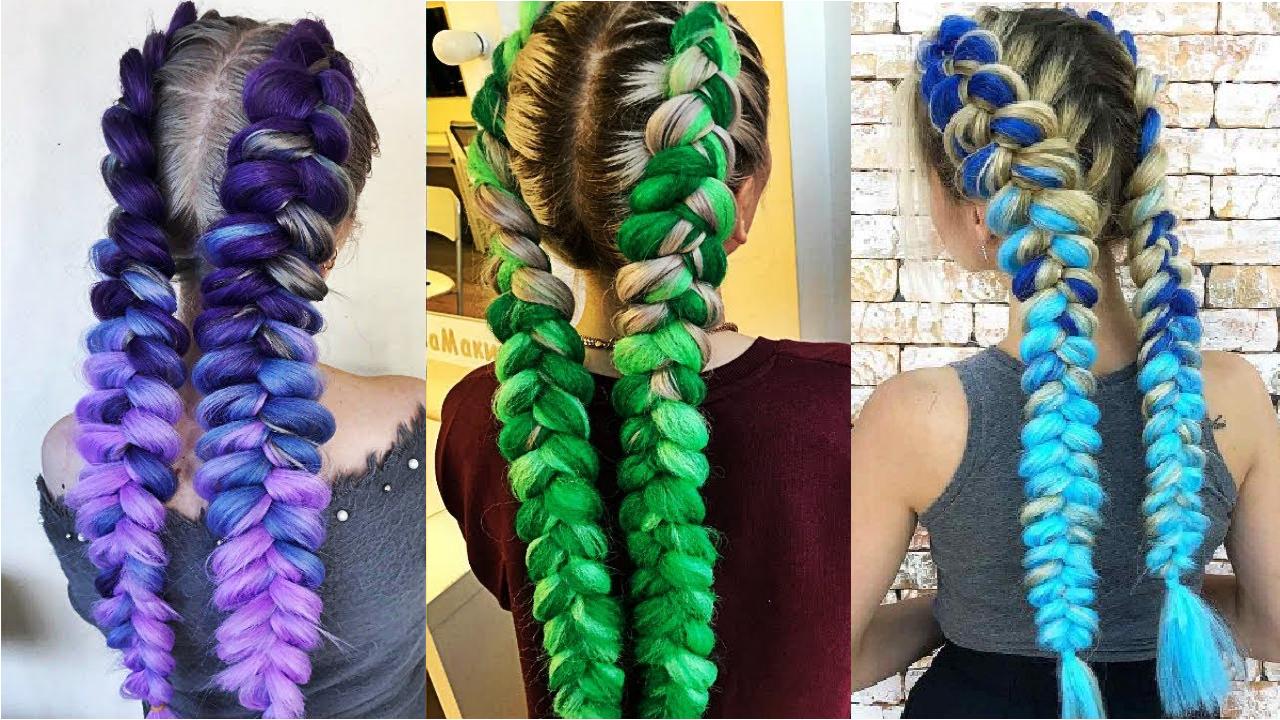 easy braid hairstyles for mediumlong hair how to braid hair