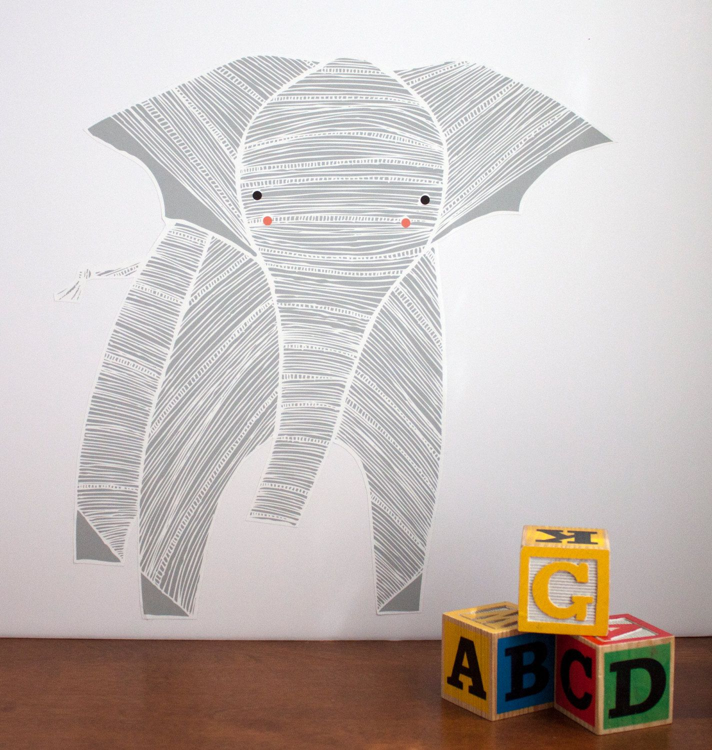 elephant reusable fabric wall decal large wall sticker nursery elephant reusable fabric wall decal large wall sticker nursery art 22 00 via etsy