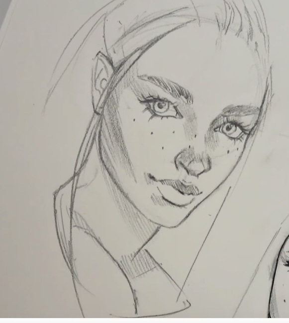 My Daily Sketching Routine 【Ideas & Tips for Beginners