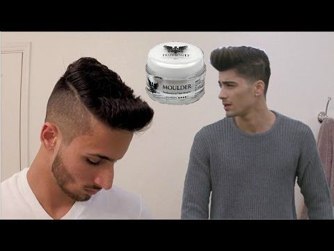 Disconnected Undercut Mens Haircut Undercut Hairstyle - Zayn malik hairstyle tutorial step by step