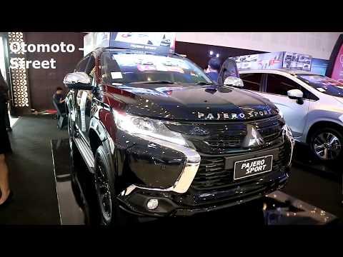 New Mitsubishi Pajero Sport Dakar 2020 Black Colour Exterior And Interior Youtube Mitsubishi Pajero Sport Mitsubishi Pajero Mitsubishi