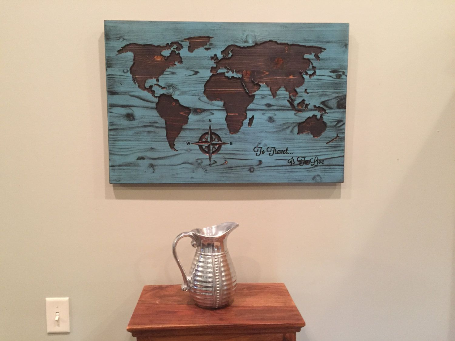 Carved world map wall art world map home decor world map decal carved world map wall art world map home decor world map decal world gumiabroncs Choice Image