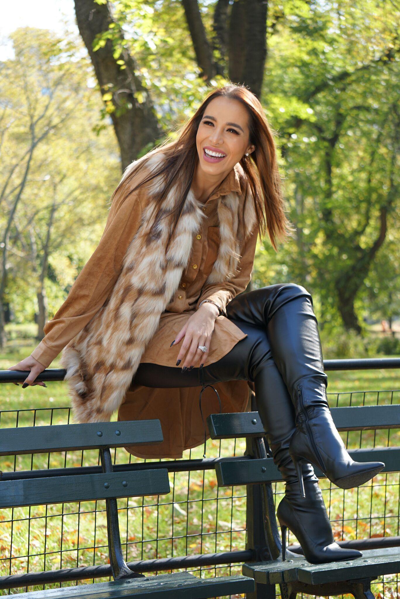 Yesika Pereira Del Vacilon De La Maana Yahoo Image Search Results Fashion Pereira Coat