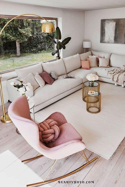 17 Modern Farmhouse Living Room Designs In 2021 Living Room Decor Inspiration Small Living Room Decor Home Room Design Inspiration best living room