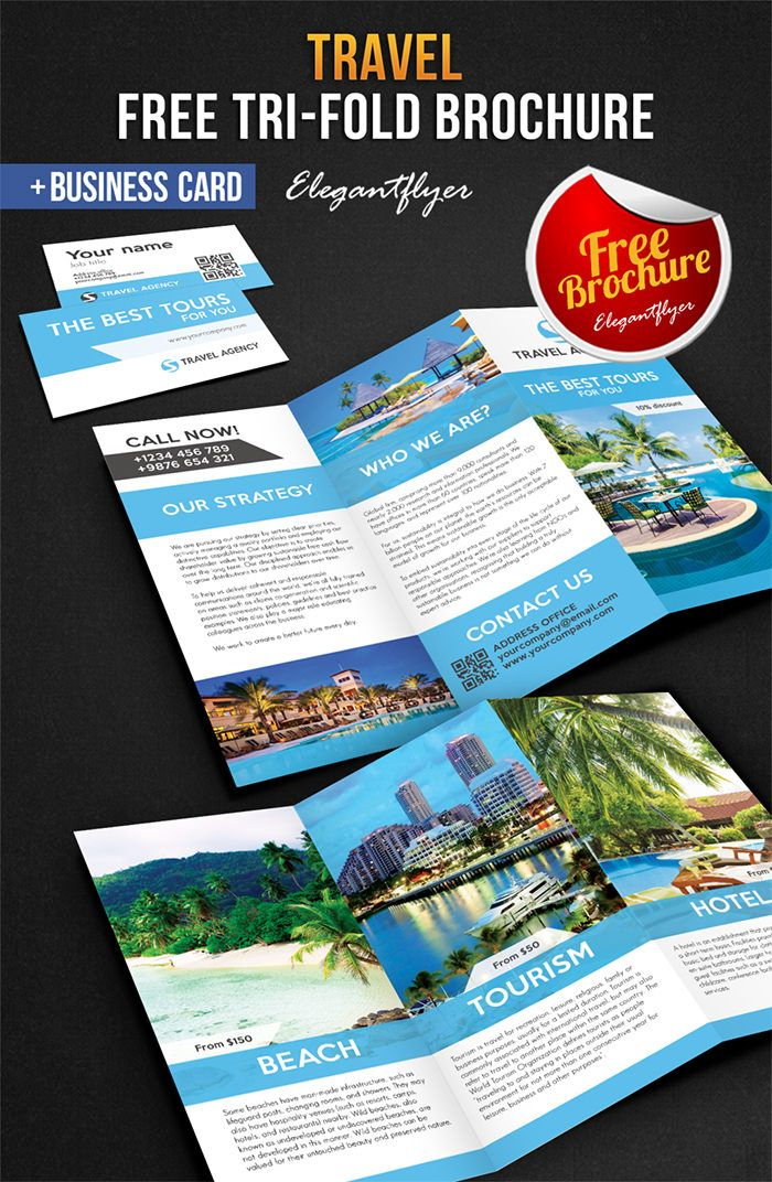 20 Free Brochure Psds You Can Download Free Brochure And Brochures