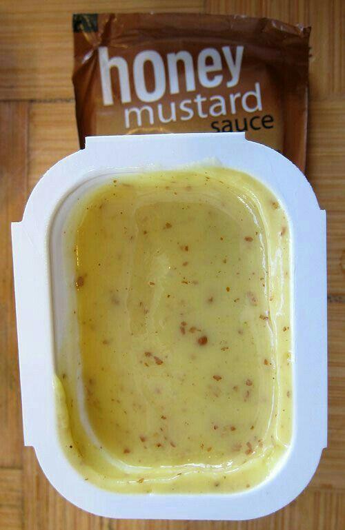 Honey Mustard Sauce McDonald's Copycat Recipe 1/4 cup ...