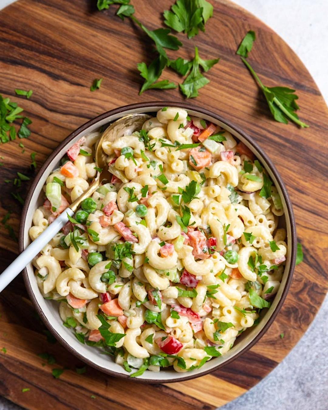 Photo of Macaroni Salad