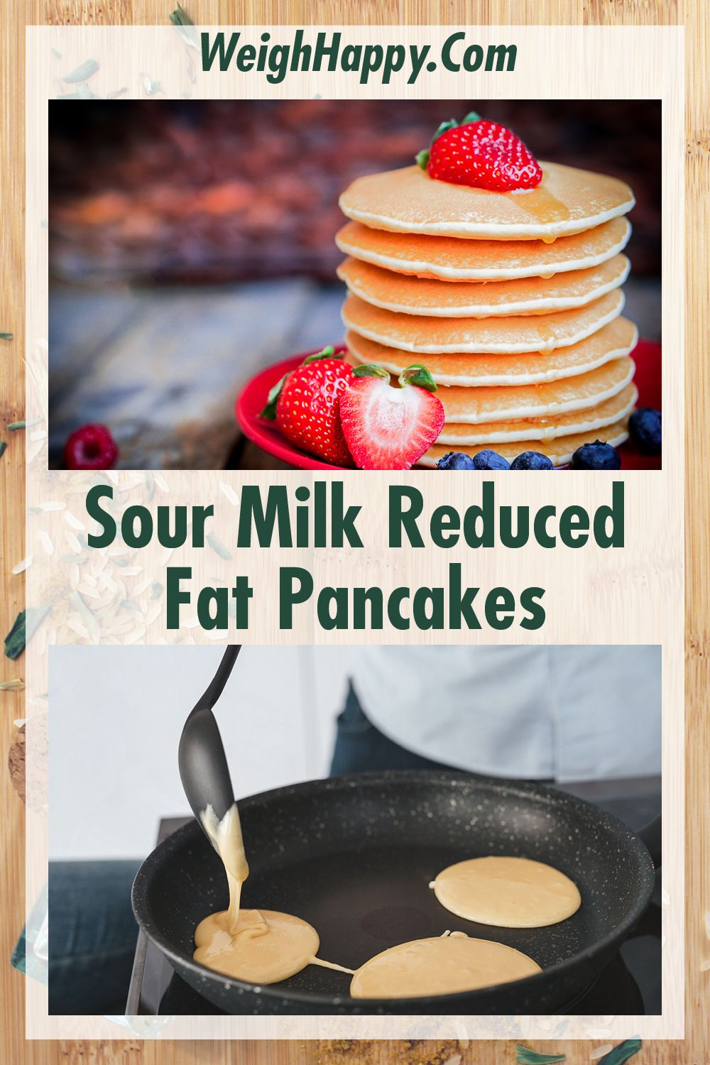 Lower Calorie Sour Milk Pancakes Easy And Healthy To Better Health Recipe In 2020 Sour Milk Pancakes Sour Milk Recipes Soured Milk