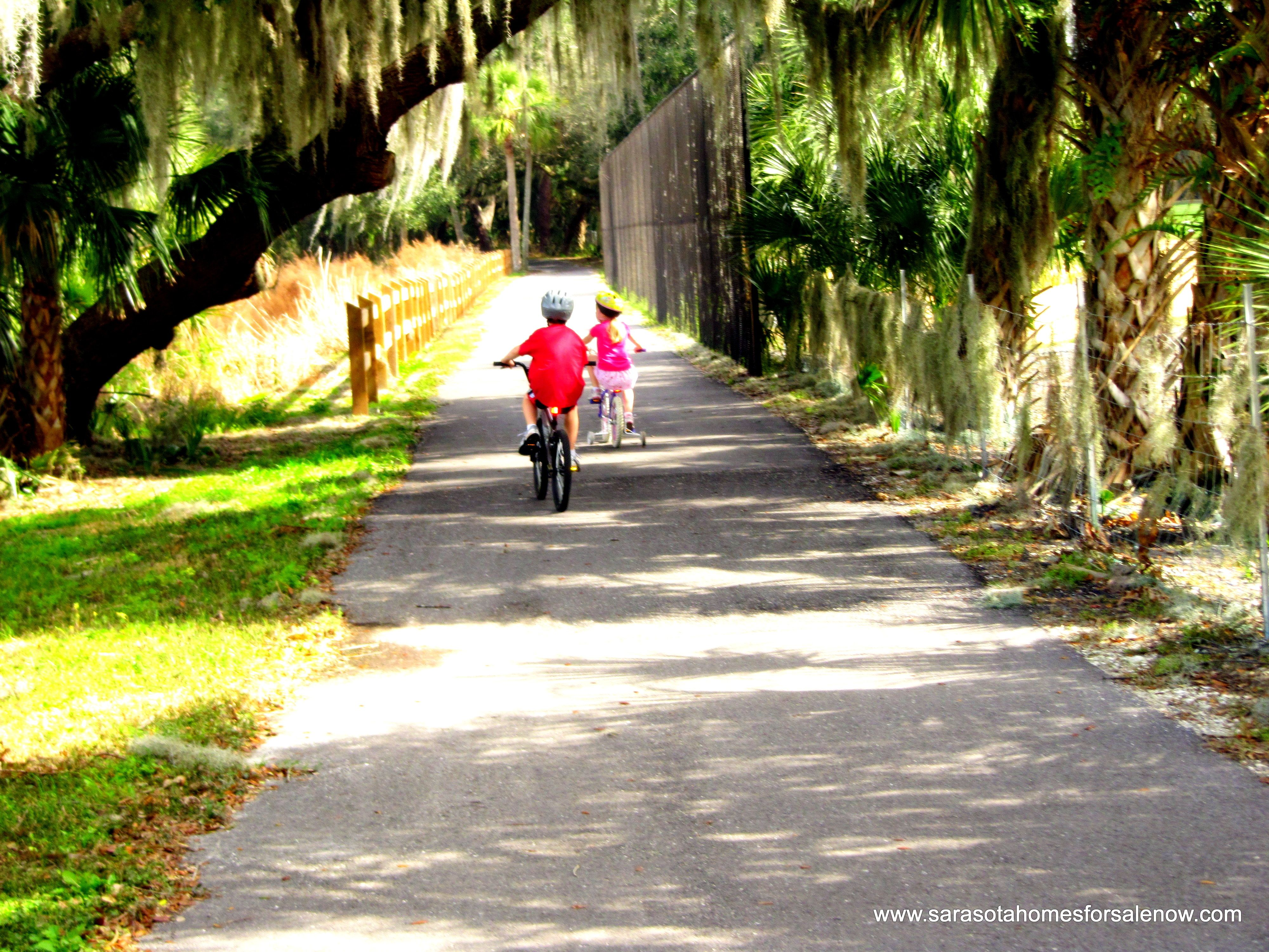 Sarasota offers great parks for family recreation