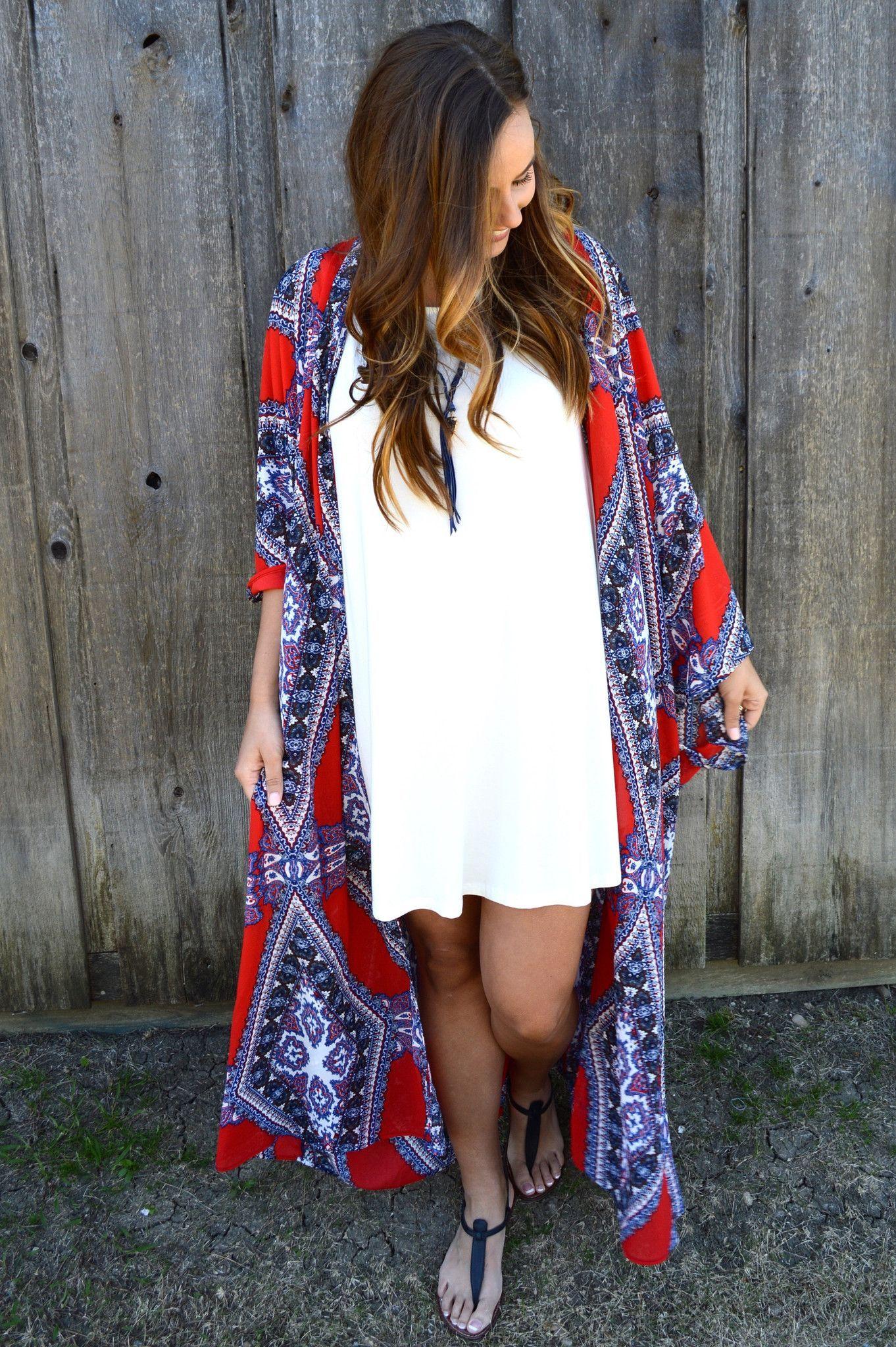 Cyprus Kimono