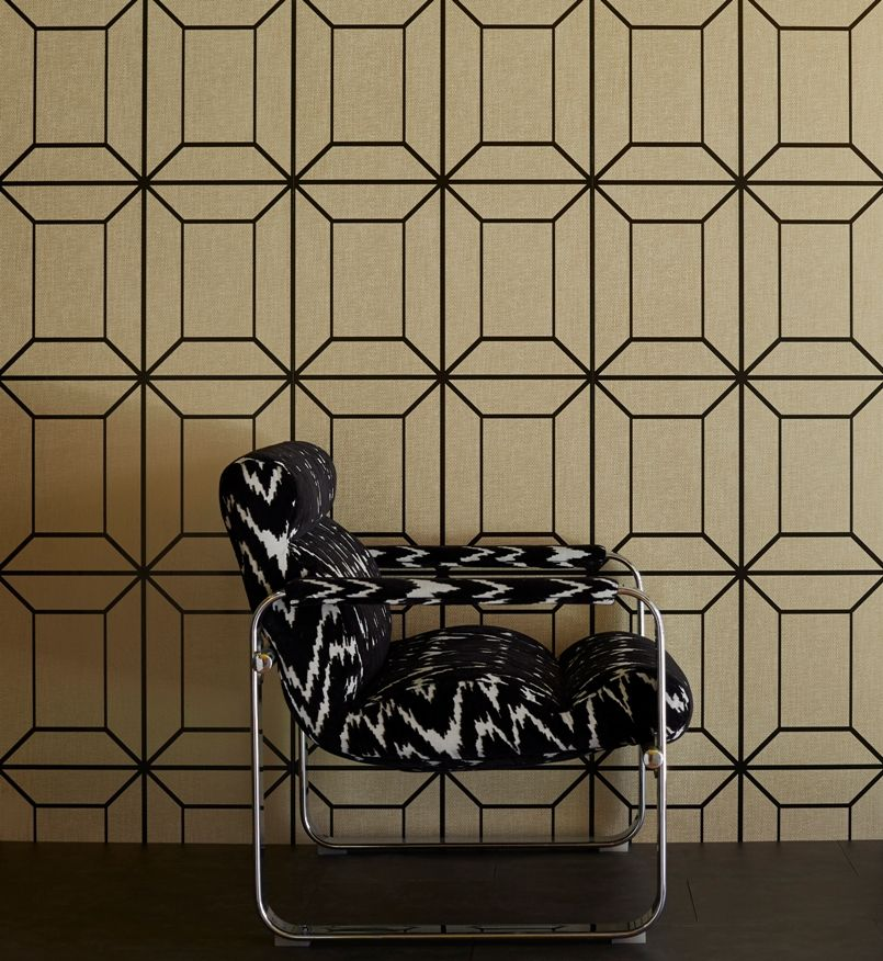 Fabrics, wallpapers, armchairs, sofas, chairs or puffs | Gastón y ...
