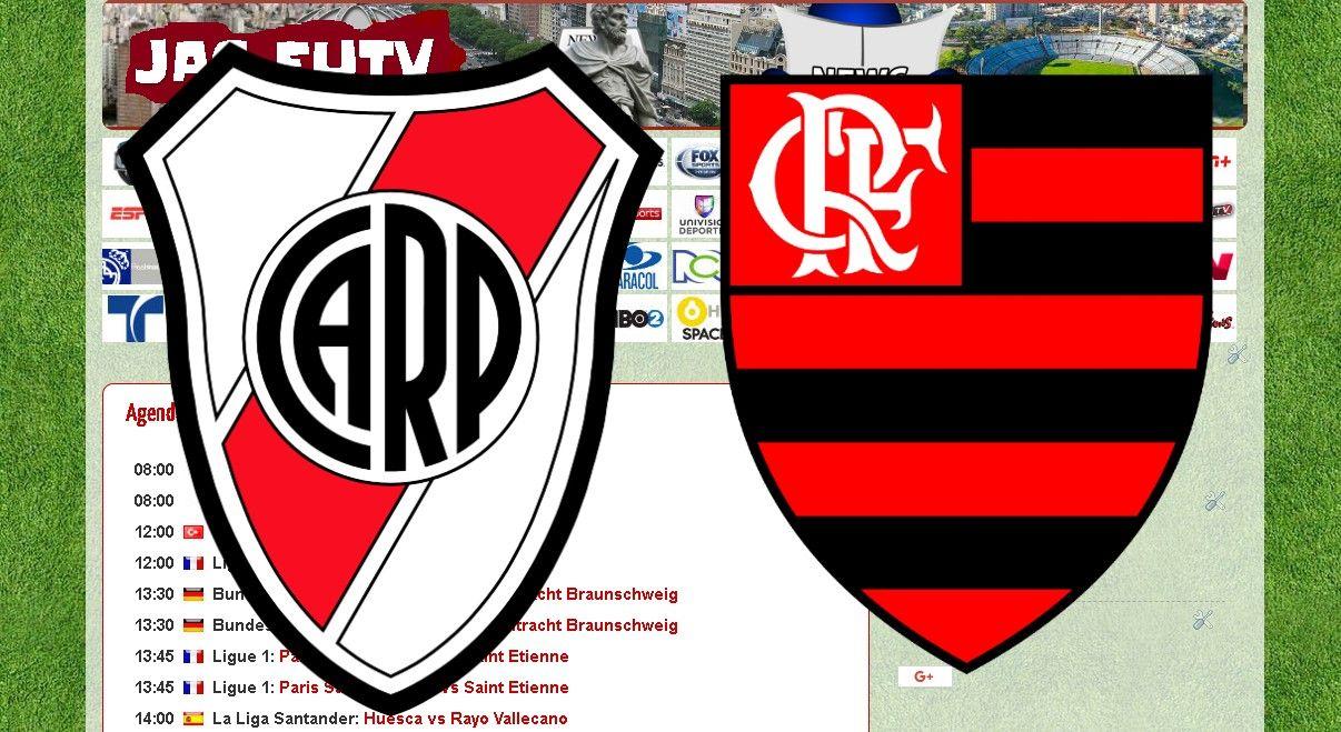 River vs Flamengo en vivo Online por Fox Sports (Gratis