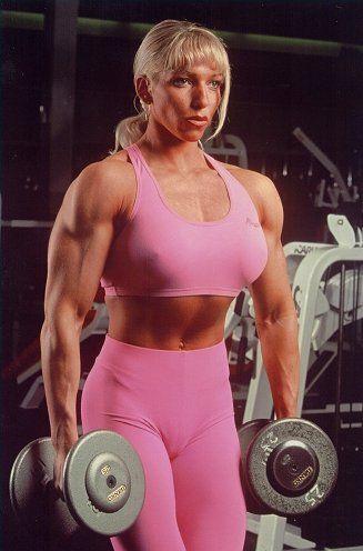 krisztina sereny  body building women female athletes