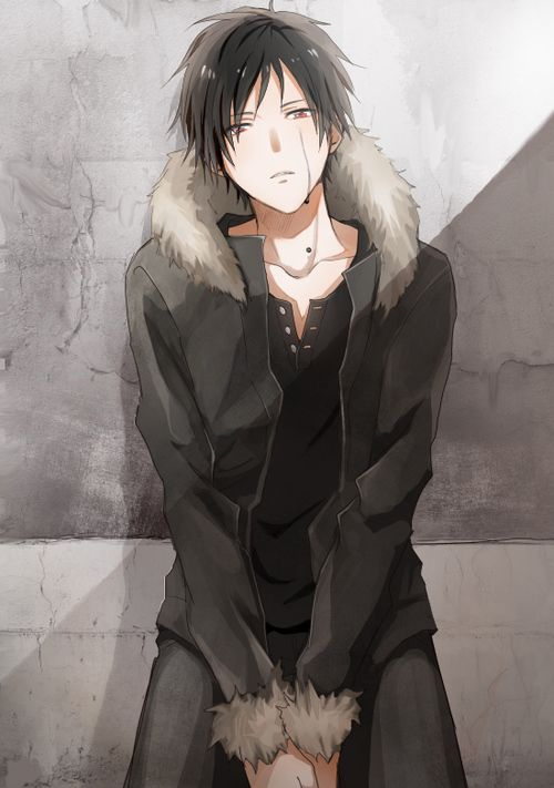 I just realized I mostly just have Izaya pics for this board