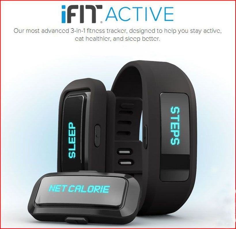 Just $59 99 7 Free Ship !! iFIT ACTIVE 3-In-1 Wireless