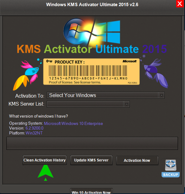Windows 8 and 8.1 All edition activator