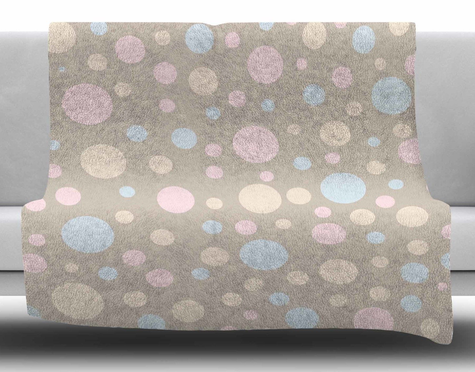Lotty by Suzanne Carter Fleece Blanket