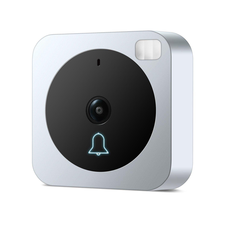 Wireless WiFi Video Doorbell Kit - VueBell Outdoor Wired Doorbell ...