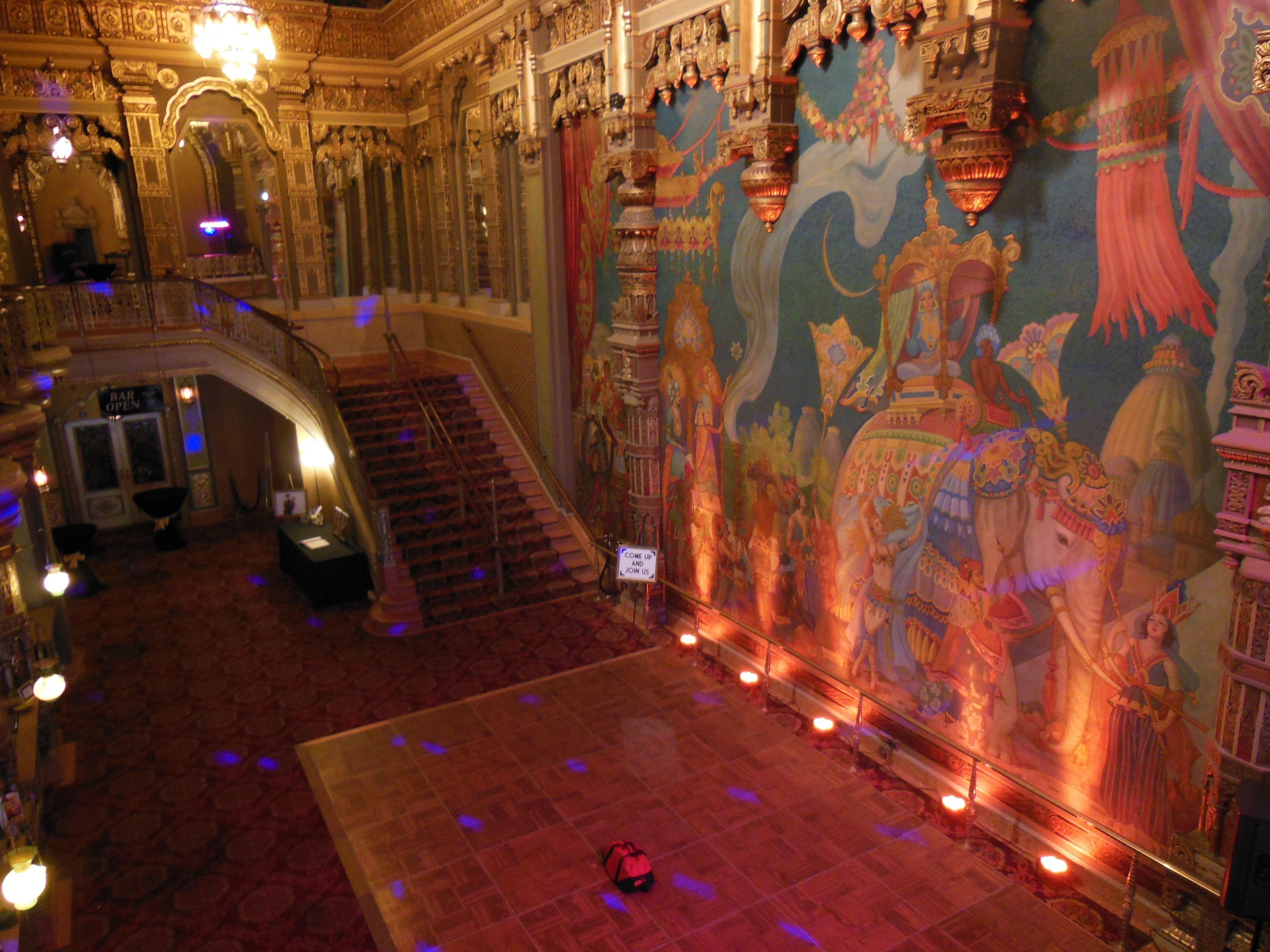 Landmark theater in syracuse ny wedding catered by phoebe s restaurant in syracuse ny