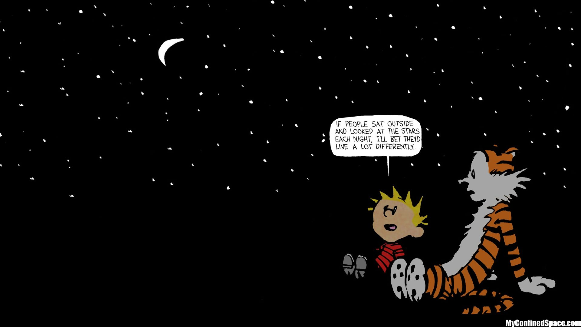 10 Latest Calvin And Hobbes Quotes Wallpaper FULL HD 1920×1080 For PC Desktop