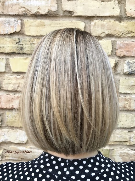 50 Chic and Trendy Straight Bob Haircuts and Colors To Look Special -   17 bob hairstyles Straight ideas