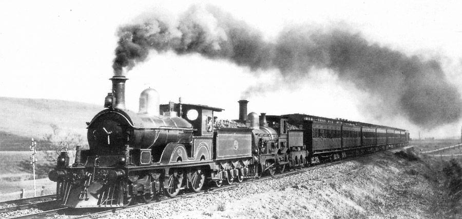 victorian railways - B class | Abandoned train, Victorian era, Train