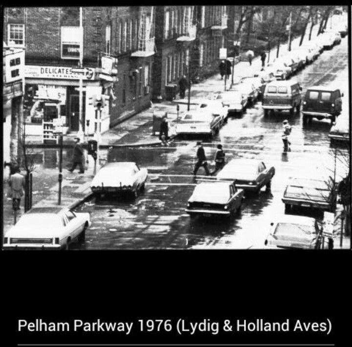 Pelham Pkwy 1976 Bronx NY ( My former Life) Pinterest
