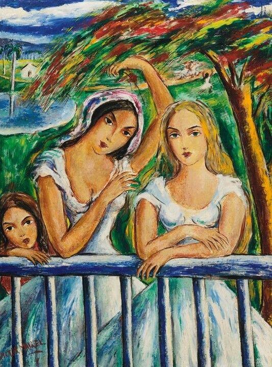 By Cuban artist Victor Manuel