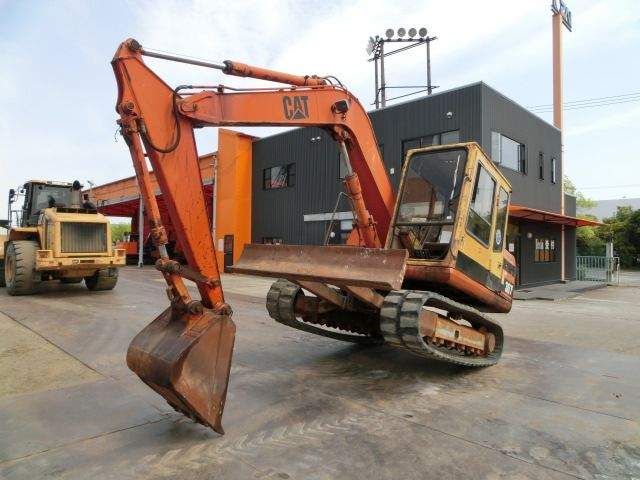 cat excavator 307 used construction machinery for sale in japan rh pinterest com Cat 3208 Injection Pump Diagram Cat 3208 Injector Pump Rebuild