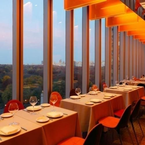 Nyc S Best For Dining With A View Zagat
