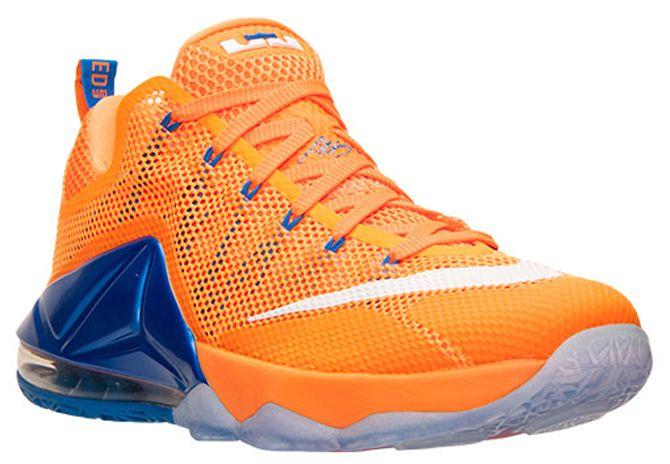 huge selection of 915de 1531a Nike LeBron 12 Low Bright Citrus