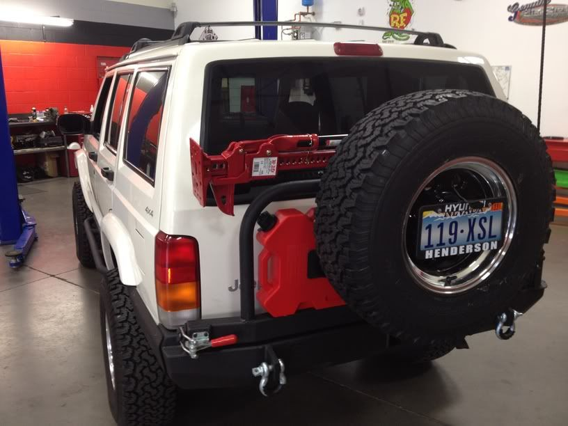 Expedition Xj Build Thread Naxja Forums Expedition Expedition Vehicle Jeep Xj