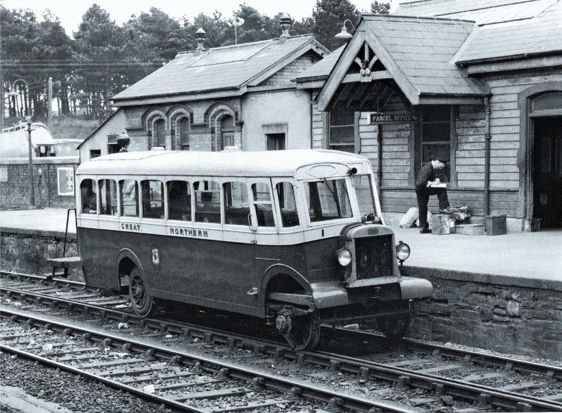 G.N.R.(Ireland) No.1....Drogheda Heritage railway