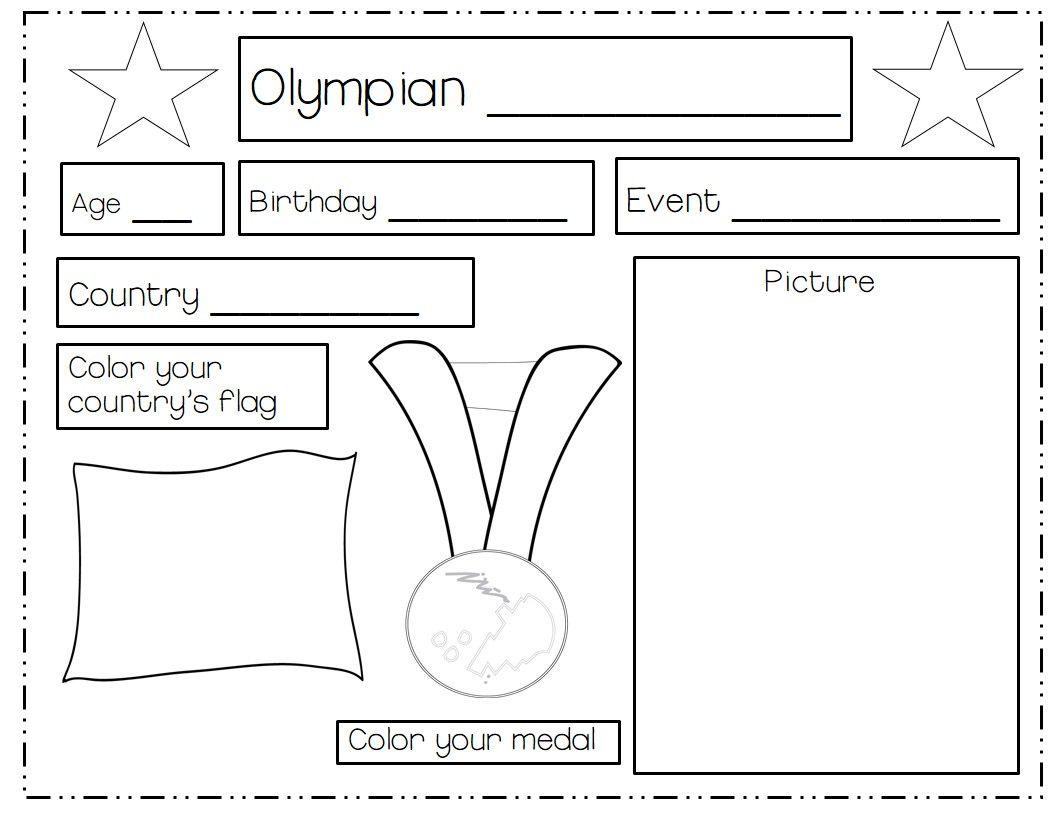 Http Www Teacherspayteachers Com Product Winter Olympics Sochi 2014 Resources And No Prep Activities 10 Olympics Activities Preschool Olympics Olympic Crafts [ 816 x 1056 Pixel ]