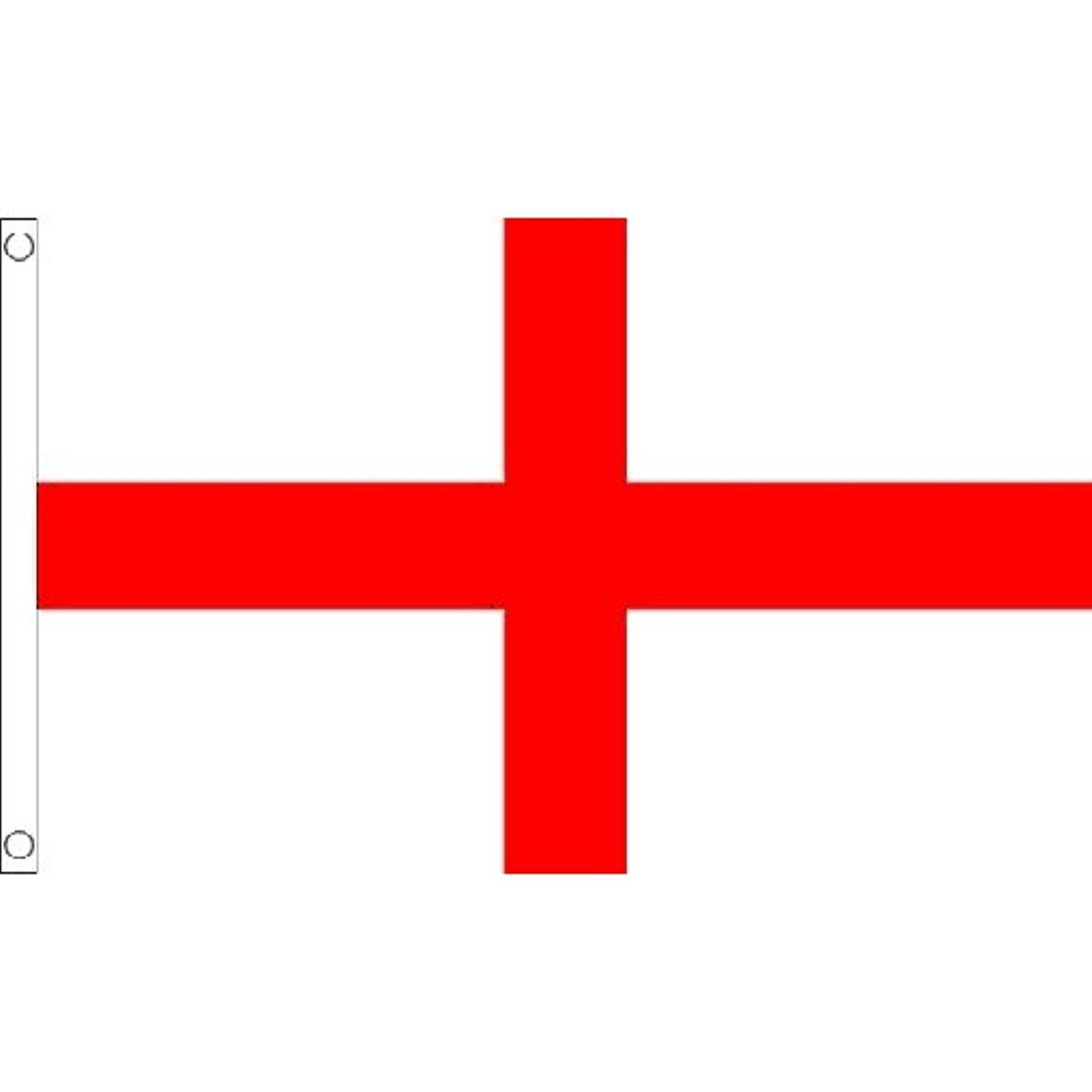 White With Red Cross With Cross Small Flag 3ft X 2ft England St George Football Banner Awesome Products Selected By An Football Banner Small Flags Red Cross