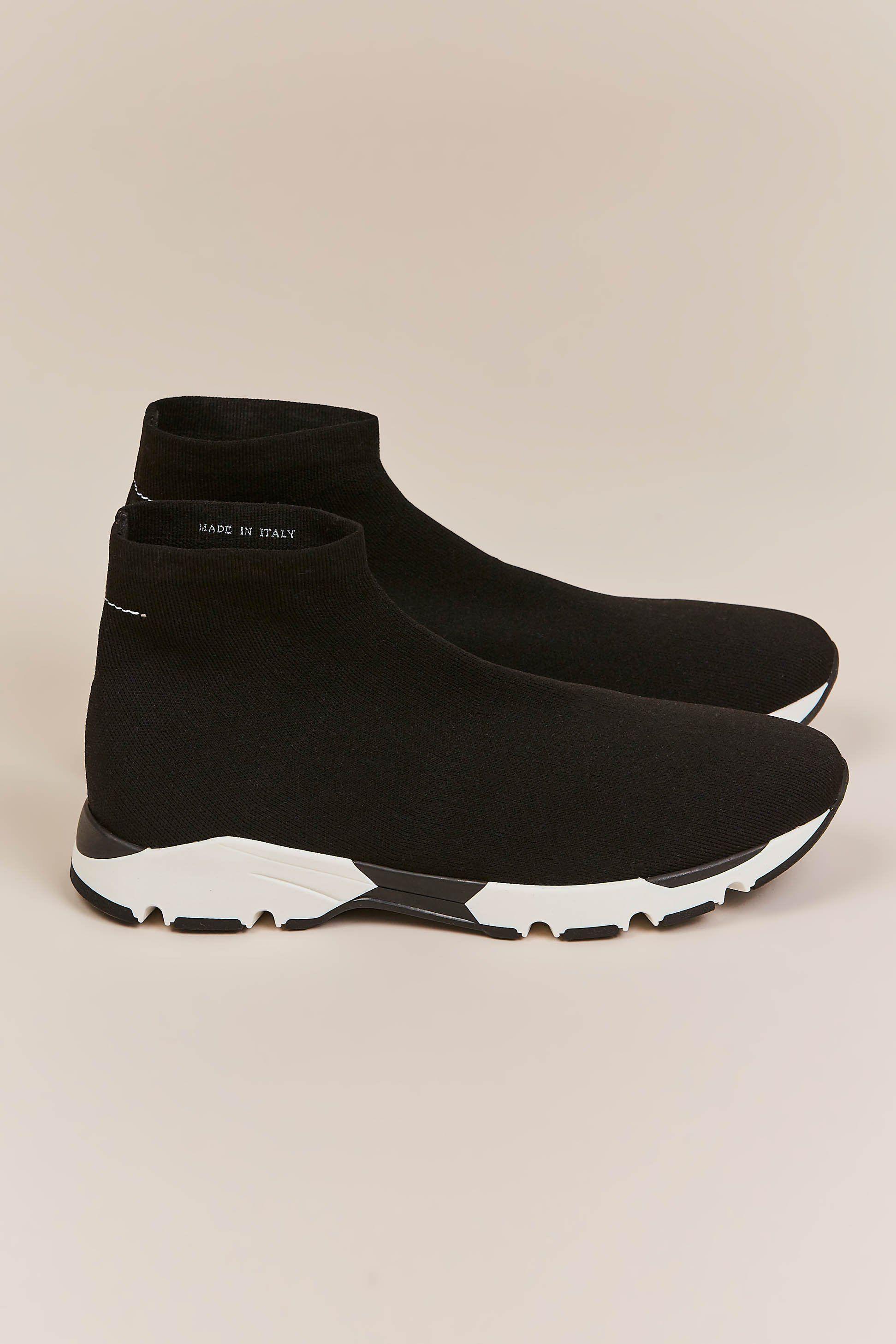 Sock Tennis Shoe