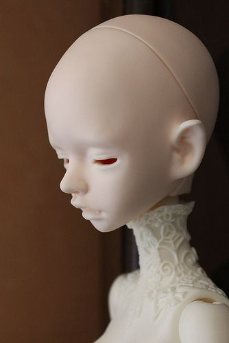 Recast Faceplate  Doll Chateau body | Flickr - Photo Sharing!