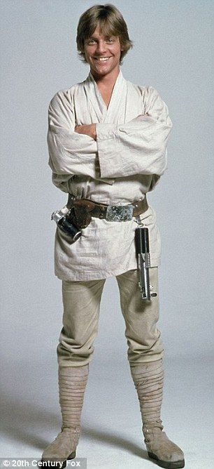 May The Force Be With Him Owen Wilson Dresses As Luke Skywalker For