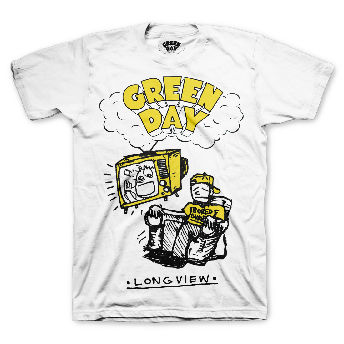 fd85e1fdb73d Longview T-Shirt – Green Day Store