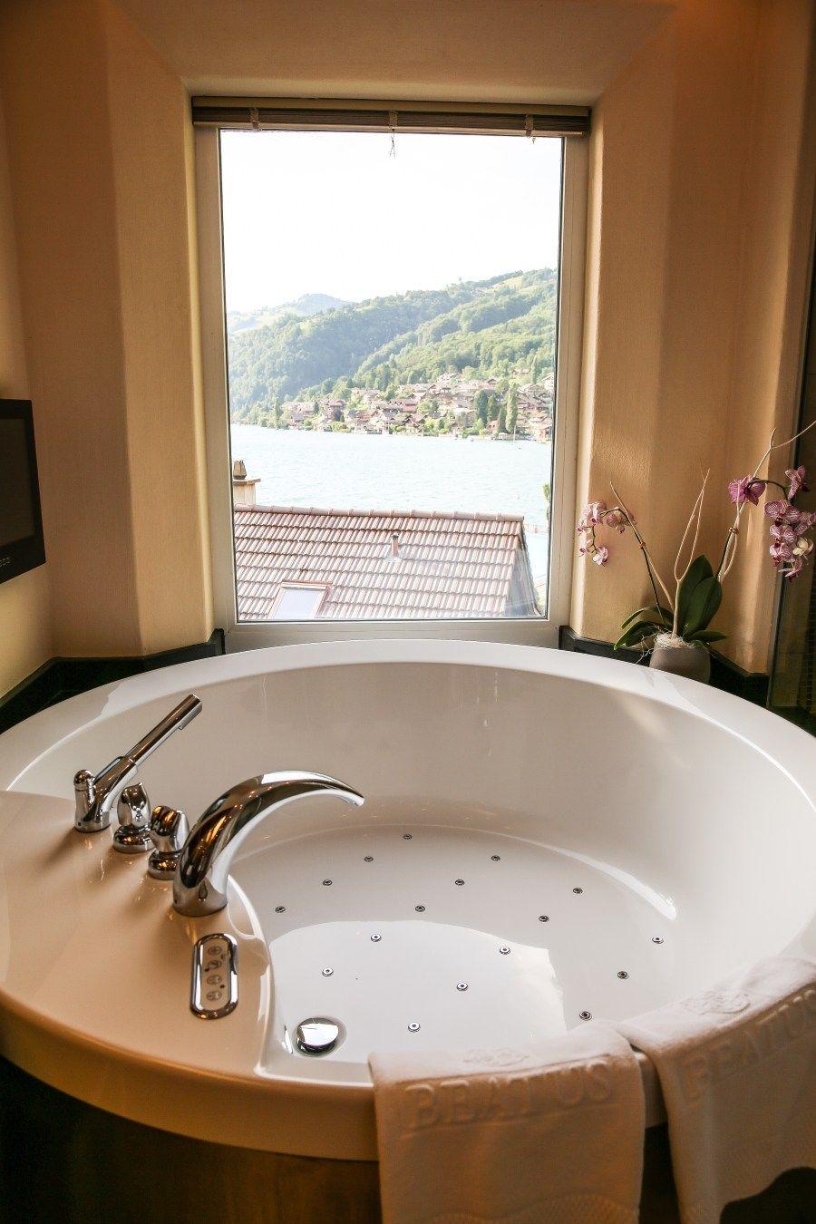 Beatus Wellness Spa Hotel Merligen Am Thunersee Reiseblog Spa Hotel Hotel Spa